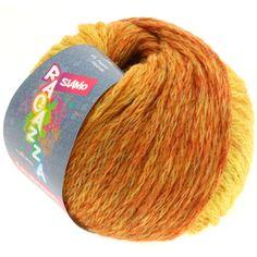 SIAMO (Ragazza) 08-yellow / rust mix