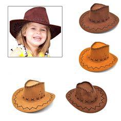 Boy Girl Western Cowboy Hat Kid s Children Fancy Cap Dress Costume  Accessory Kids Cowboy Hats baf0148584ee