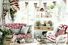 common ground : Vintage Inspiration #94 Patriotic Party and a Give ...