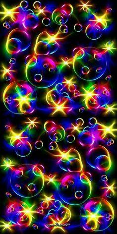- Best ideas for decoration and makeup - Glitter Phone Wallpaper, Bubbles Wallpaper, Neon Wallpaper, Rainbow Wallpaper, Butterfly Wallpaper, Cellphone Wallpaper, Colorful Wallpaper, Wallpaper Backgrounds, Sparkle Wallpaper