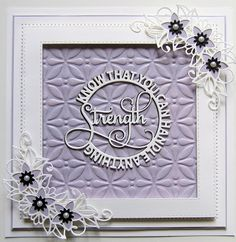 PartiCraft (Participate In Craft): Strength Circle Happy New Year Everyone, Crafts Beautiful, Star Flower, Vintage Colors, Cosmic, Diy And Crafts, Card Making, Greeting Cards, Polish