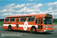 The 'new' Sudbury transit 1985