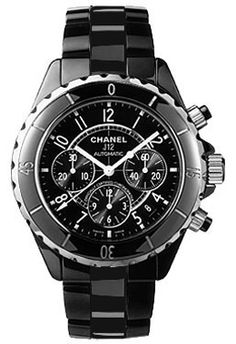 Chanel J12 Automatic Chronograph 41mm H0940