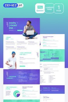 This in depth preview of your Studiex - IT Cources Pro Elementor Template (#70217) will help you make a well informed decision to purchase and enjoy this pro website theme. #webdesign