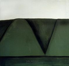 Colin McCahon, North Otago Landscape 3, 1967 Nz Art, Art For Art Sake, New Zealand Art, Modern Masters, Artist Art, Abstract Landscape, Visual Identity, In This World, Landscapes