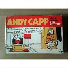 Andy Capp Number 26 Reg Smythe Paperback Book 1971 9780600300939 on eBid United Kingdom