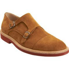 Cap Toe Double Monk Shoe