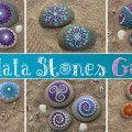 DIY Mandala Stones Gallery