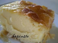 Blog post at Kopiaste..to Greek Hospitality : Yesterday it was our Wedding Anniversary (28 years!!!) and we had a little family celebration, so I prepared this for dessert. Galatopita,[..]