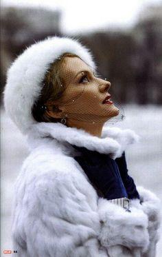 Russian movie star Renata Litvinova.