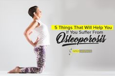 5 Things That Will Help You If You Suffer From Osteoporosis – Family Chiropractic Clinic Chiropractic Clinic, Family Chiropractic, Back Pain Exercises, 5 Things, Singapore