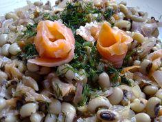1903201313680 Sea Food, Risotto, Salads, Ethnic Recipes, Seafood, Salad, Chopped Salads, Lettuce