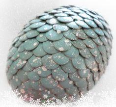 #Snow #Dragon #Egg SOLD