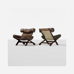 247: Swedish / lounge chairs, pair < Scandinavian Design, 20 November 2014 < Auctions | Wright