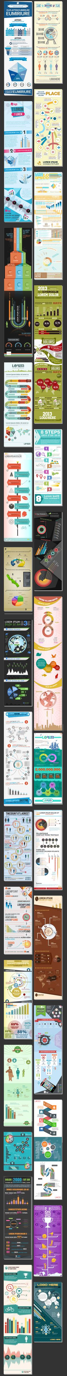 Deal of the week: Massive infographic bundle Photo