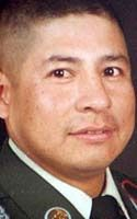Army Pfc. Alvaro R. Regalado Sessarego  Died May 30, 2010 Serving During Operation Iraqi Freedom  37, of Virginia Beach, Va.; .assigned to the 1st Battalion, 36th Infantry Regiment, 1st Brigade Combat Team, 1st Armored Division, Fort Bliss, Texas; died May 30 at Brooke Army Medical Center, Fort Sam Houston, Texas, of injuries sustained April 18 in a noncombat-related incident at Dahuk, Iraq.