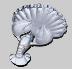 - Lobster and Shell Server Shells, Country, Conch Shells, Rural Area, Seashells, Sea Shells, Country Music, Snail, Clam Shells