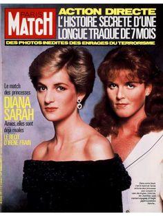Sarah & Diana numéro 1971 du 6 mars 1987 :