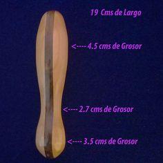 Wooden Dildo Clasico de Lujo Reyesdelplacer@outlook.com