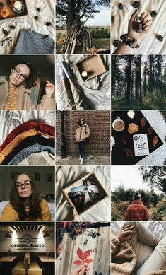 Ig Feed Ideas, Instagram Feed Ideas Posts, Instagram Feed Layout, Instagram Design, Flux Instagram, Instagram Mode, Photo Instagram, Instagram Fashion, Autumn Instagram Feed