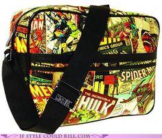 Marvel at this Bag