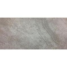 TrafficMASTER Portland Stone Gray 12 in. x 24 in. Ceramic Floor and Wall Tile (15.01 sq. ft. / case)-ULP8 - The Home Depot
