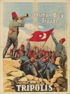 Trablusgarp / Türk-italyan savaşı1911-1912