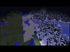 Minecraft en musique | Map bug, lignes et angles droits