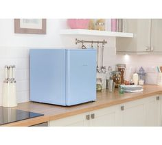 Buy Russell Hobbs RHTTF2PB Table Top Larder - Blue at Argos.co.uk, visit Argos.co.uk to shop online for Fridges, Large kitchen appliances, Home and garden