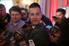 Donald Trump defends campaign manager Corey Lewandowski... #CoreyLewandowski: Donald Trump defends campaign manager… #CoreyLewandowski