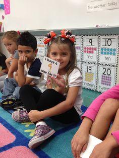 First Two Days of School in Kindergarten