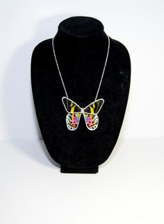 FREE SHIPPING  Real Whole Sunset Moth Encased in by CreoleJezebel, $45.00