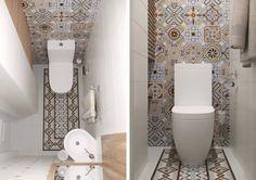 Tiny apartment by Jenya Likasova | #hometour #Russia #scandinaviandesign #designoutfit