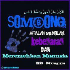 http://nasihatsahabat.com #nasihatsahabat #salafiyah #Muslimah #DakwahSalaf # #ManhajSalaf #Alhaq #islam  #ahlussunnah #dakwahsunnah#kajiansalaf #salafy #sunnah #tauhid #dakwahtauhid #alquran #hadist #hadis #Kajiansalaf #kajiansunnah #sunnah #aqidah #akidah #mutiarasunnah #tafsir #nasihatulama ##fatwaulama #akhlaq #akhlak #keutamaan #fadhilah #fadilah #shohih #shahih #petuahulama #sombong #arti #definisi #makna #kesombongan #menolakkebenaran #meremehkanoranglain #merendahkan #indah