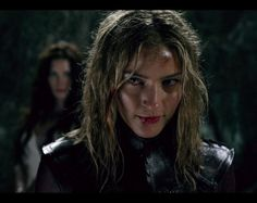 """""""Do not underestimate me because I am a woman,"""" Arla smirked. (The Cycle of Time, credit @anastasiacross)"""