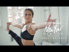 Free People 5 Week Yoga Challenge - New Year, New You with Corepower Yoga: Balance