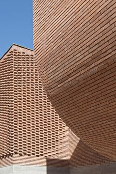 Img.8 Studio KO, Musée Yves Saint Laurent Marrakech, 2017. Courtesy Fondation Jardin Majorelle, photo © Nicolas Mathéus