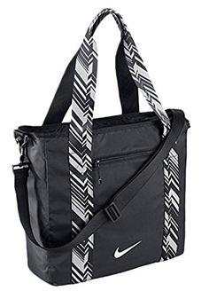 Nike Womens Legend 2.0 Track Tote Bag Black