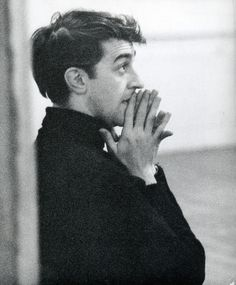 Kenneth MacMillan © Roy Round    #ballet #dance #royalballet #royaloperahouse #choreographer