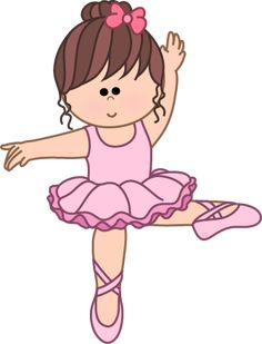 Free ballerina clipart from www.cutecolors.com
