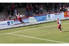 Weymouth FC 2-1 Hitchin: Ford inspires comeback to secure league status
