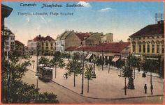 Timisoara - Iosefin ; Piata Scudier - 1923 Dan