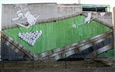 Biliardo 3D Wall