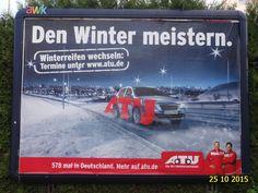 693. - Plakat in Stockach. / 25.10.2015./