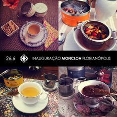 Degustar um bom chá