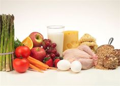 Caregiving:  Food ideas for elderly nutrition.