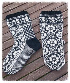 Ravelry: AnnikaO's Socks 126-4 - free pattern