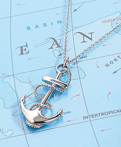 Anchors Aweigh Accent Your Summer Style