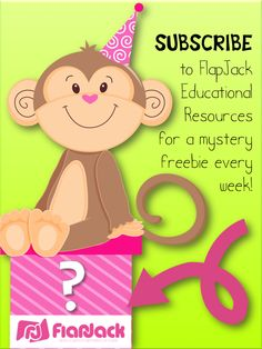 Don't miss FlapJack Educational Resources' weekly freebie! Subscribe here - eepurl.com/tYMcf