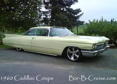 1960 Cadillac | 1966 Cadillac Coupe DeVille